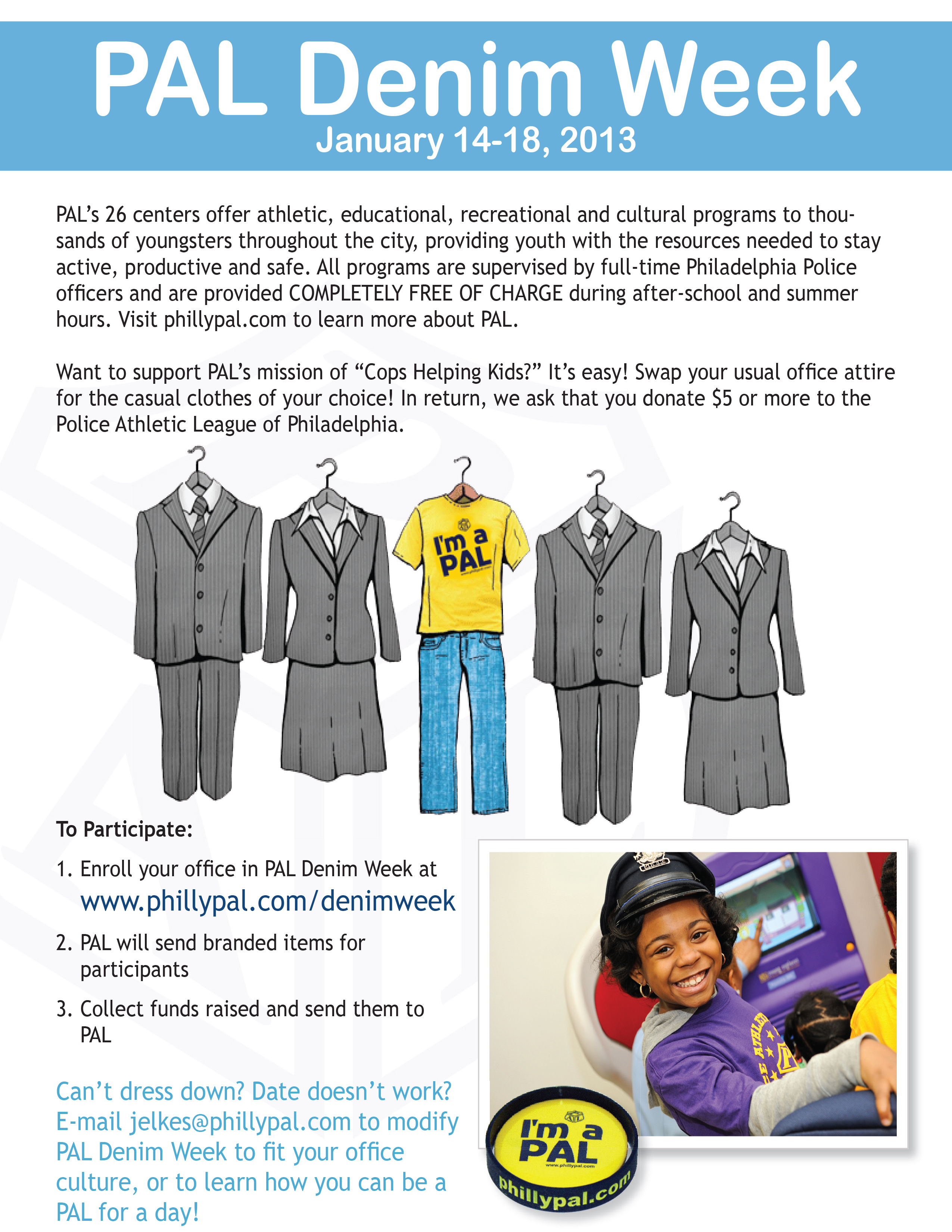 2013 PAL Denim Week