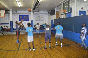 Logan PAL Indoor Basketball League